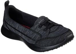 Womens Skechers  Microburst 2.0 Best Ever Sneaker - Black [23487/BBK] - £38.30 GBP
