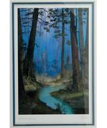 """Art Print Guardians Canadian Artist Roger Arndt Framed 11""""x13"""" - $25.00"""
