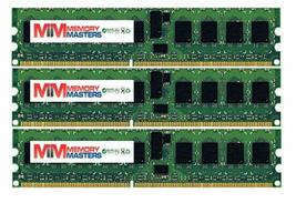 MemoryMasters NOT for PC/! 12GB 3x4GB Memory ECC REG PC3-12800 Compatible for Po - $34.07