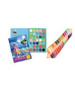 Merfantasia Eyeshadows Shadow 35 Colors Shimmer Matte Bright Color Palette - $18.80