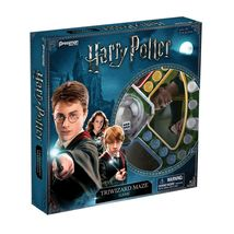 Harry Potter Triwizard Maze Game - Pop n Race Action Opened Box - $10.97