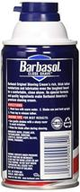 Barbasol Shave Regular Size 10z Barbasol Shave Cream Regular 10oz pack of 2 image 2