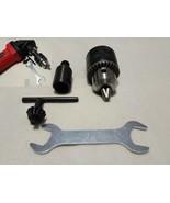 "1/32""- 1/2"" Drill Chuck 1-13mm fits 5/8""-11 Thread grinder polisher ston... - $39.59"