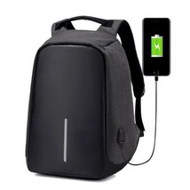 15 inches Multifunction USB charging Men Laptop Backpacks For Men - $40.68 CAD