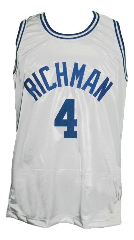Tyrone evans  4 julia richman hs basketball jersey white   1