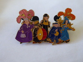 Disney Trading Pins 39567 DS - Mary Poppins Commemorative Tin Set (Perly Band) - $56.10