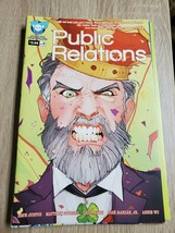 Public Relations #2 VF 2015 Devil's Due/First Comic  - $7.19