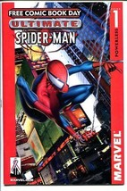 ULTIMATE SPIDER-MAN #1-FREE COMIC BOOK DAY NM - $25.22