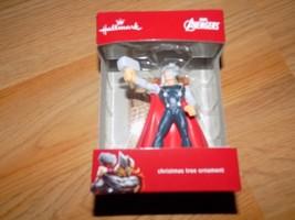 Hallmark Disney Marvel Avengers Thor Christmas Holiday Ornament New - $15.00
