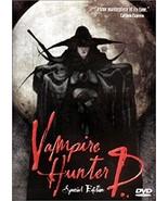Vampire Hunter D DVD - $12.71