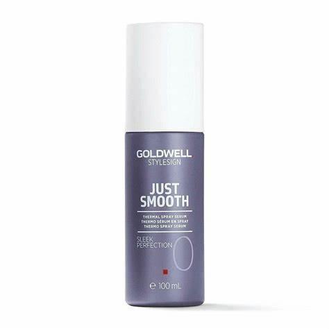 Goldwell USA StyleSign Sleek Perfection Thermal Spray Serum, 3.3oz