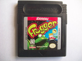 Frogger Nintendo Game Boy Color  AUTHENTIC - $2.96