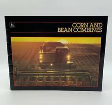 John Deere Corn & Bean Combines Brochure JD Combine Dealer Sales 19-2685CG - $23.70