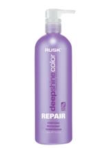 Rusk Color Repair Sulfate-Free Shampoo - Deepshine, 25oz