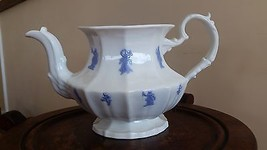 Antique Adderley Grandmother Ware / Chelsea Ware Tea Pot , No Lid, Excel... - $49.50
