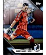 Bobby Shuttleworth 2019 Topps MLS Card #57 - $0.99