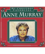 MY CHRISTMAS FAVORITES by Anne Murray - $15.95