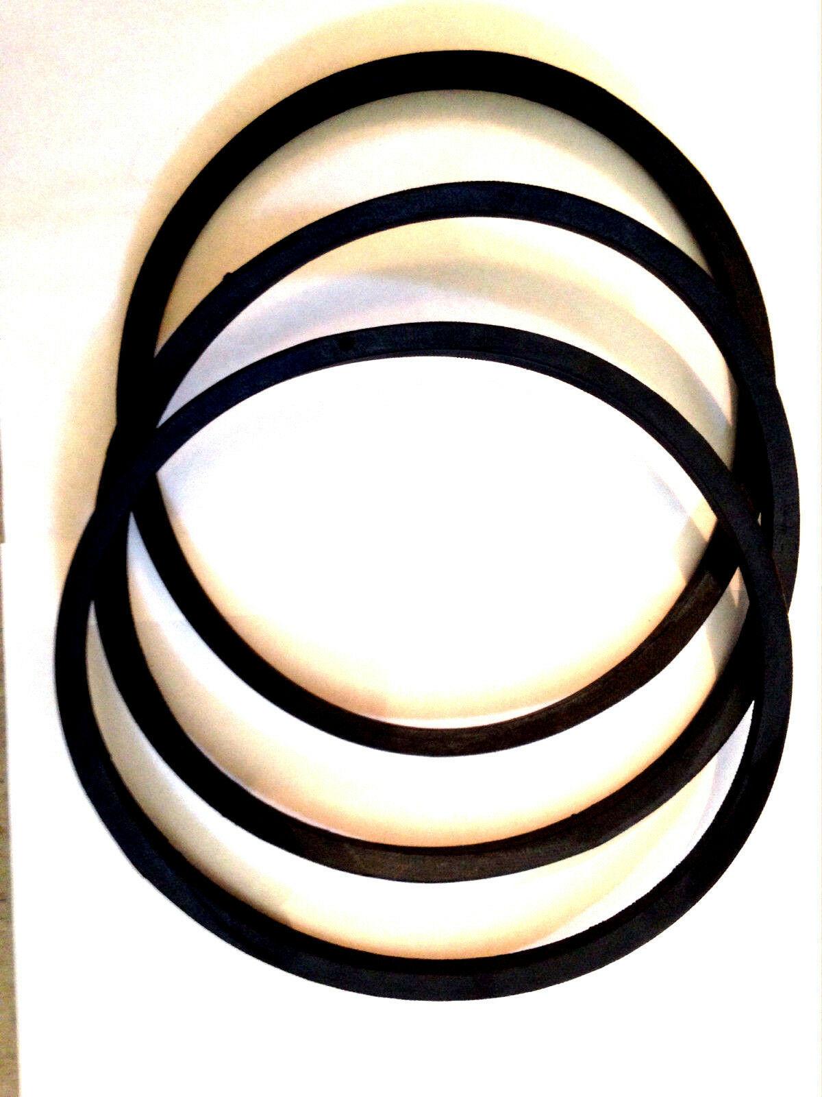 Nuovo 3 Ricambio Cintura Set Delta Rockwell Unisaw 30-8898 1HP 1725 Rpm