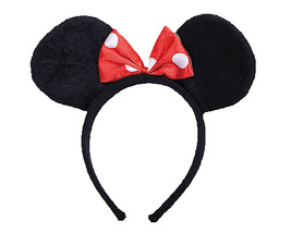 Dress Up America Halloween Costume Accessory Ms. Mouse Ears - $26.17