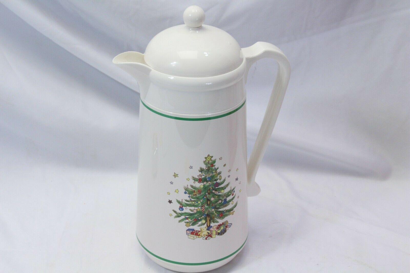 Nikko Christmas Carafe One Liter Thermal  image 2