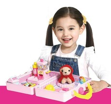 Sarah's Cute Puppy Pet Dog Cookie Caring Roleplay Bag Dollhouse Toy Playset image 2