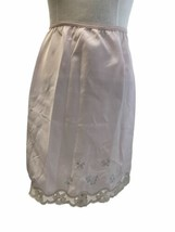 Vintage 1960s Women's Half Slip Skirt Lord & Taylor Lady Lynne Pink Size... - $23.23