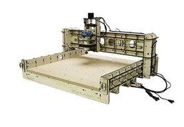 """BobsCNC Evolution 4 CNC Router Kit with the Router Included 24"""" x 24"""" cutting ar"""