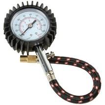 Accurate Car Tire Pressure Gauge Air Meter Vehicle Tester 0-100 Psi Port... - $12.99