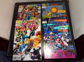Avengers The Terminatrix Objectives #1-4 Complete Set VF Condition 1993 ... - $7.19