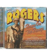 Roy Rogers Home on the Range 26 Classic Songs 2000 Prism Leisure CD - $9.00