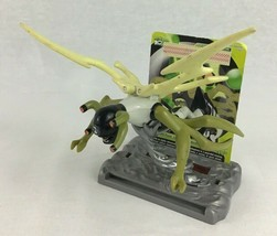 """Stinkfly Ben 10 Alien 4"""" Action Figure Stand Card Bandai 2006 CN Complete - $39.55"""
