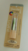 PHYSICIANS FORMULA GENTLE COVER Concealer Stick No.682 Light  0.15 oz/ 4.2g - $5.94