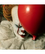 Mezco Toyz IT Pennywise 2017 Clown One:12 Collective Movie Action Figure... - £76.43 GBP