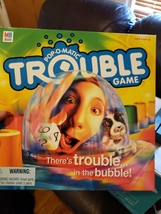 Trouble board game. Brand New - $21.99