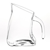 Celina Unique Design 16 Oz Crystal Slanted Serving Pitcher - $45.82
