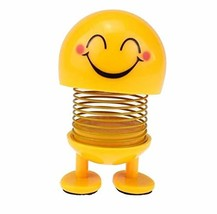 Shaking Head Doll Emoji Spring Dolls Funny Expression Bounce Toy Doll - ... - $11.62 CAD