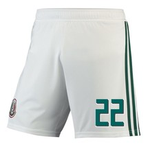 ADIDAS HIRVING LOZANO MEXICO HOME SHORTS WORLD CUP 2018. - $69.99