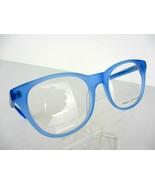JASON WU Frida (SAPH) Frosted Sapphire  53 x 20 138 mm Eyeglass Frames - $50.45