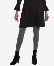 HUE Brushed Sweater Tights (Gray, M/L) - $11.98