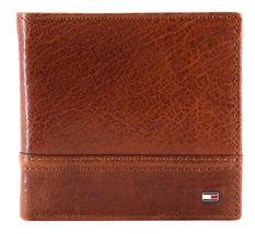 Tommy Hilfiger Men's Leather Wallet Hipster & Valet Billfold Rfid 31TL120002 image 11