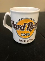 Hard Rock Cafe Bogota Collectable Mug - $6.29