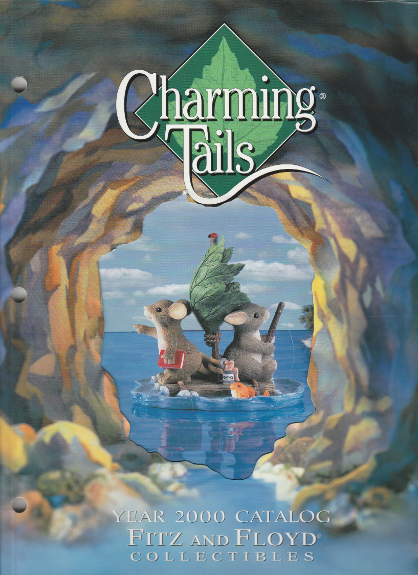 Charming Tails 2000 Catalog by Fitz and Floyd