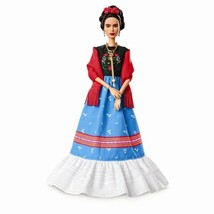 Rare Barbie Inspiring Women Series - Frida Kahlo Doll - Hard to Find Collectible - $116.57