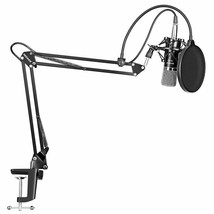 Neewer NW-700 Professional Recording Condenser Microphone and NW-35... - $29.70