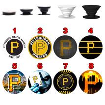 Pittsburgh Pirates Pop Holder Expanding Stand Grip Mount popsockets  - $12.99