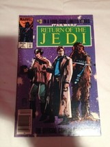 MARVEL STAR WARS RETURN OF THE JEDI #3 DEC1983 VOL 1 LIMITED SERIES OF 4  - $9.89