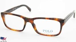 New Polo Ralph Lauren Ph 2163 5017 Shiny Tortoise Eyeglasses Frame 52-17-145 B33 - $98.98