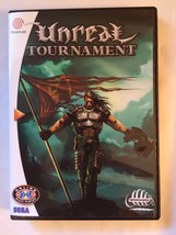 Unreal Tournament - Sega Dreamcast - Replacement Case - No Game - $7.91