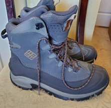 Mens Boots Columbia Bugaboot Snow Boot NEW Charcoal Grey size 13 - $62.00