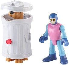 Fisher-Price Imaginext Scooby-Doo Hiding Scooby & Funland Robot - Figure... - $6.57